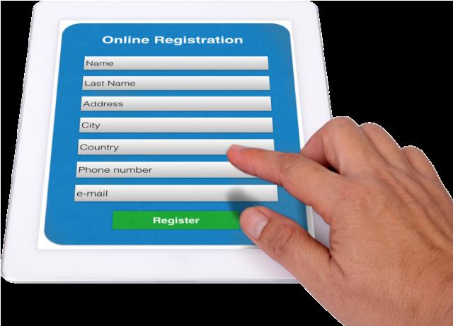 Patient forms precision dental for Registrator health check